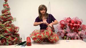 best fresh deco mesh christmas tree bows 3830