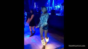 light up cowgirl boots by neon nightlife inspired by kacey