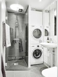 laundry in bathroom ideas laundry bathroom ideas brucall com