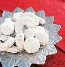 49 best crescent cookies images on pinterest crescent cookies