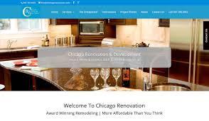 home remodeling website design chicago website design company custom website design service in
