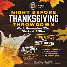 throwdown hickory tavern rock hill rock hill 22 november