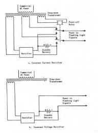 posite street sign with integral electrical wiring diagram