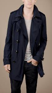 burberry brit men lightweight packaway trench coat men s fashion