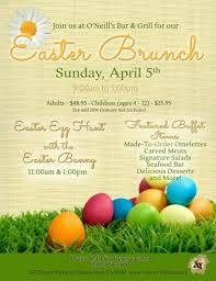 Easter Brunch Buffet by Easter Brunch Buffet O U0027neills Grill U0026 Bar Mission Viejo