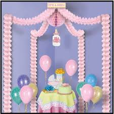 it s a girl baby shower decorations baby shower decorations baby shower