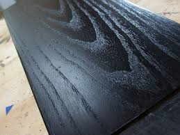 ebonizing ash the easy way for woodworking projects u2013 woodworkers