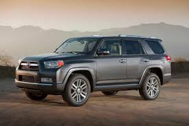toyota suv price 2010 toyota 4runner overview cars com