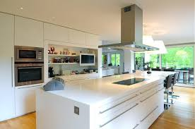 cuisine ilot centrale design ilot central design recherche cuisine de rêve