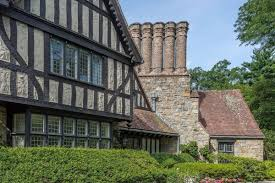nab a classic 1920s tudor style stunner near nyc for 5 7m curbed