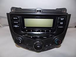 2004 honda accord radio code retrieval procedure