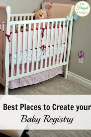 top baby registry best places to create your baby registry