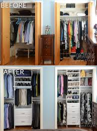 master bedroom closet organization the reveal u0026 surprise