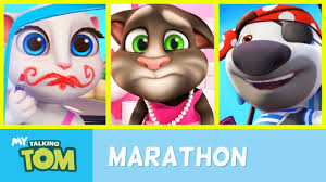 talking tom shorts ultra marathon all episodes