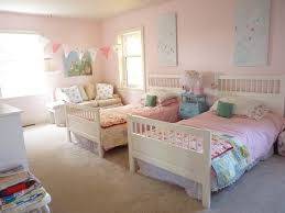 Shabby Chic Bedroom Decorating Ideas A Shabby Chic Bedroom For Twin Girls Avas With Remarkable