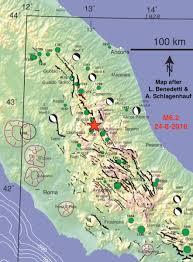 Norcia Italy Map Italien Erneut Starkes Erdbeben M 6 5 Vulkane Net Newsblog