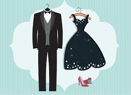 black tie attire party dress code guidelines from purpletrail