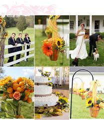 sunflower wedding ideas sunflower wedding ideas sunflower themed