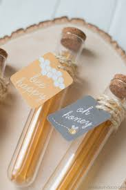 honey favors honey test favors free printable bee tags
