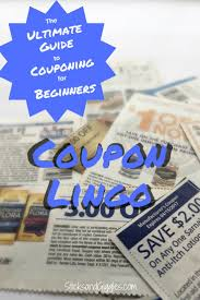 25 best coupon lingo ideas on pinterest coupons for how to