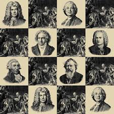 classical music hd wallpaper classical music composers 01 black and off white pattern des