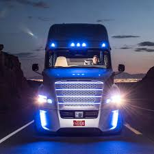 build a volvo truck elon musk wants tesla to build a self driving electric semi truck