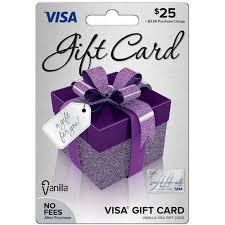 gift cards with no fees visa 25 gift card walmart