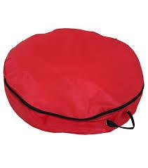Plastic Wreath Storage Containers Red Lightweight Wreath Storage Bag 30 U0027 U0027 Joann