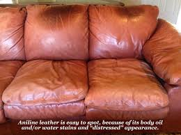 Brown Bonded Leather Sofa Bonded Leather Blues Rub U0027n Restore