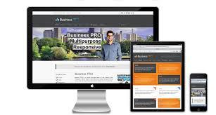 download business pro responsive joomla template free u2013 tech blog