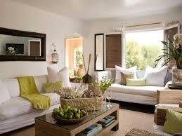living room coastal themed interiors beach house side tables