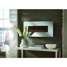 Homedepot Electric Fireplace by Muskoka Hdc Vallens Mirror Wallmount Electric Fireplace Mh35mr