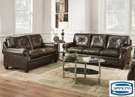 lucky espresso sofa u0026 loveseat efw living room furniture store