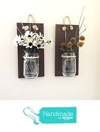 Vase Wall Sconce Sconce How To Make A Wall Display Using A Simple Jar Or Bottle