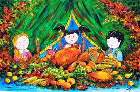 15 stunning thanksgiving paintings for inspiration unlimited stock