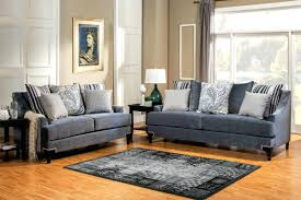 Navy Blue Sofa And Loveseat Comfortable Living Room Chair Mesmerizing Navy Blue Sofa Set