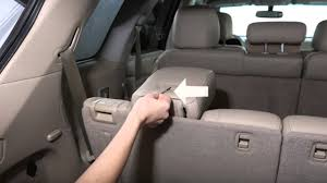 2015 nissan pathfinder seat adjustments youtube