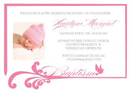 awesome template baptism invitation cards best layout designing
