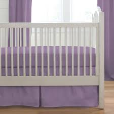 Purple Grey Crib Bedding by Wow Factor For Purple Crib Bedding Sets Home Inspirations Design