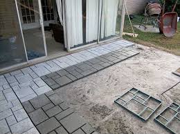 Patio Floor Designs 9 Diy Cool Creative Patio Flooring Ideas The Garden Glove