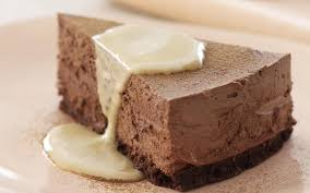 from fudge to mousse tried all types of chocolate cake