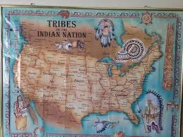 Map Of Native American Tribes Desert Nuns Waking Up The World