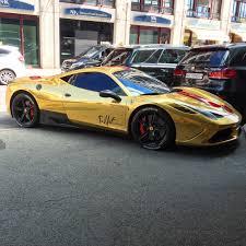 car ferrari gold gold ferrari 458 speciale madwhips