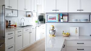 interior design u2013 this modern white kitchen has a surprising