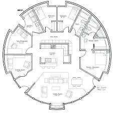 round house plans floor plans circular house circular street 1 loft round house floor plans
