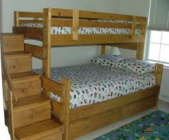 Best  Bunk Beds With Storage Ideas On Pinterest Corner Beds - Wooden bunk beds with drawers