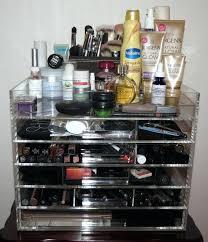 Makeup Organizer Desk Makeup Organizer Desk Wholesale Cosmetic Plastic Desk Organizer