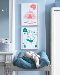 omy glow in the dark grizzly bear poster light up the night