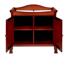 Pine Changing Table by Amazon Com Davinci Parker 2 Door Changer In Cherry Changing