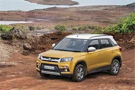 maruti vitara brezza long term review first report autocar india
